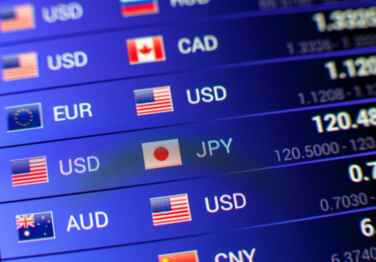 Forex : marché des changes